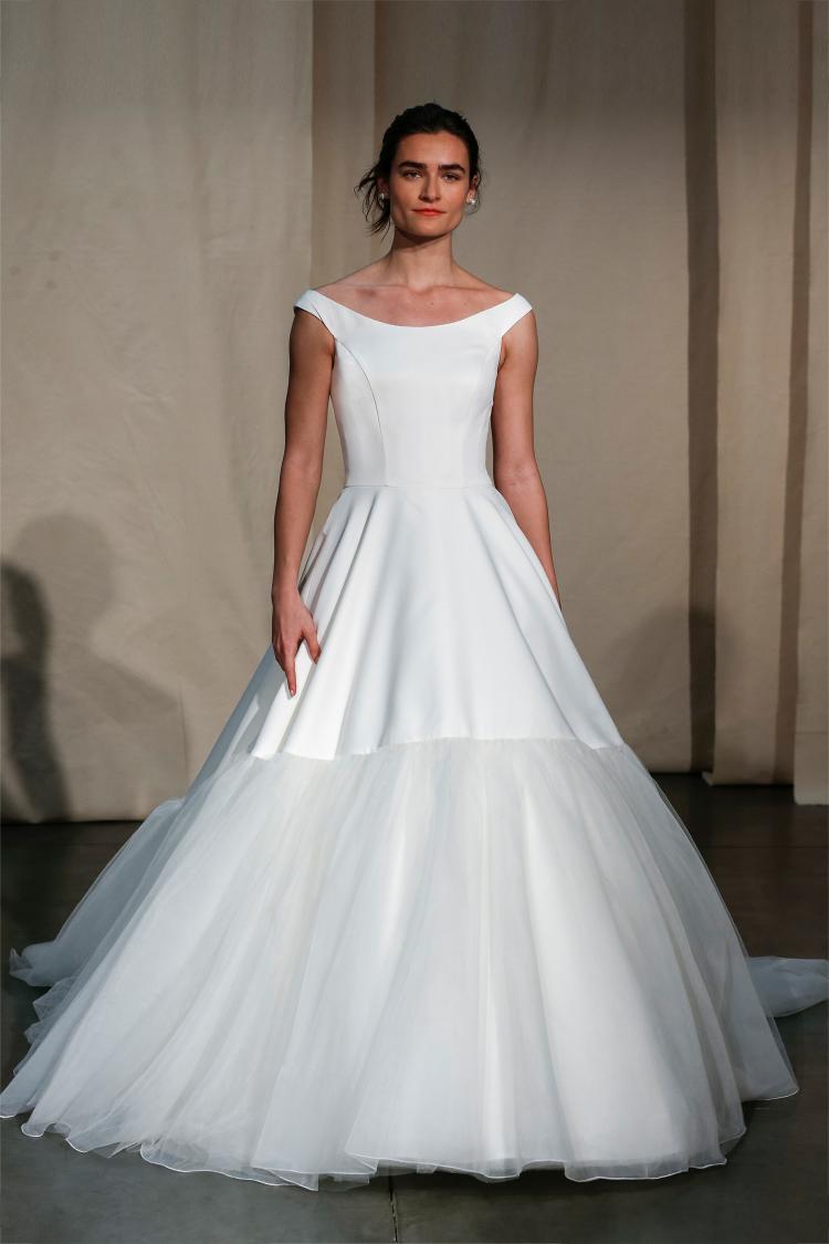 Justin Alexander Fall/Winter 2020 Wedding Dress Collection 1