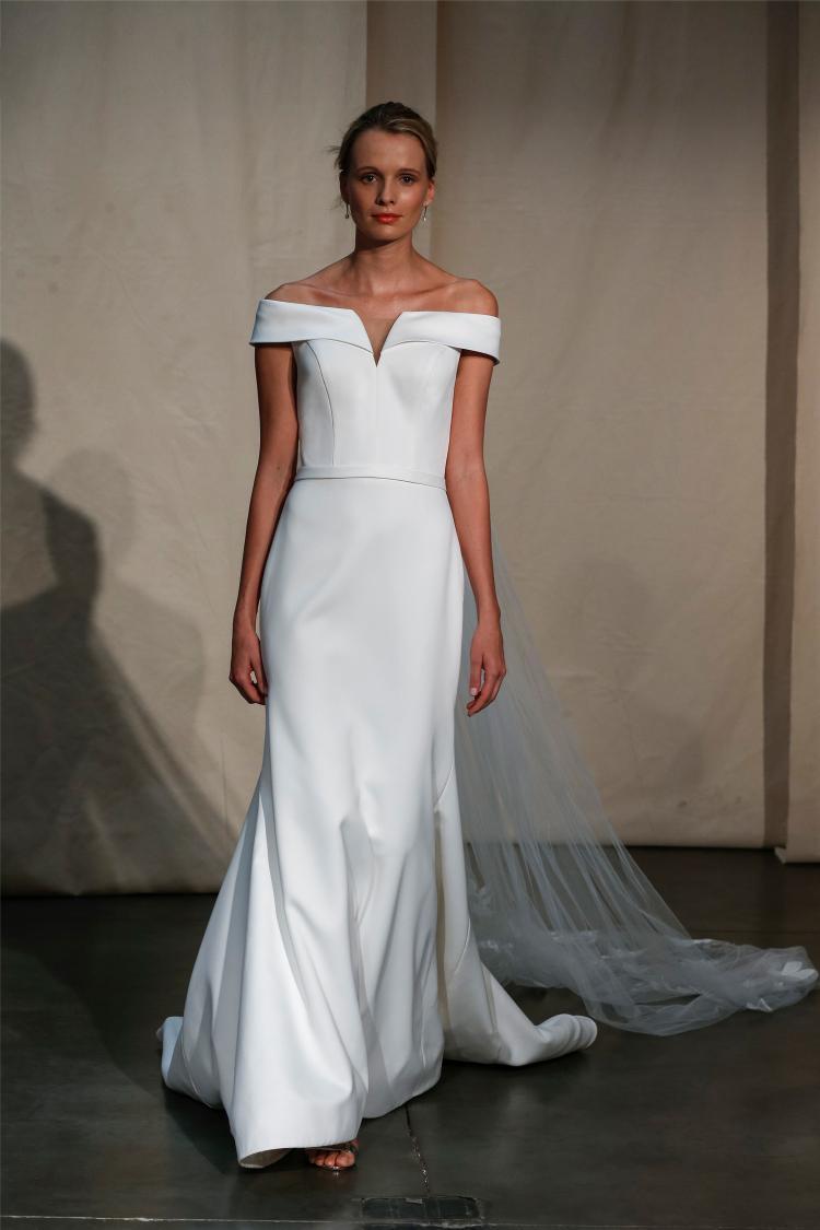 Justin Alexander Fall/Winter 2020 Wedding Dress Collection 2