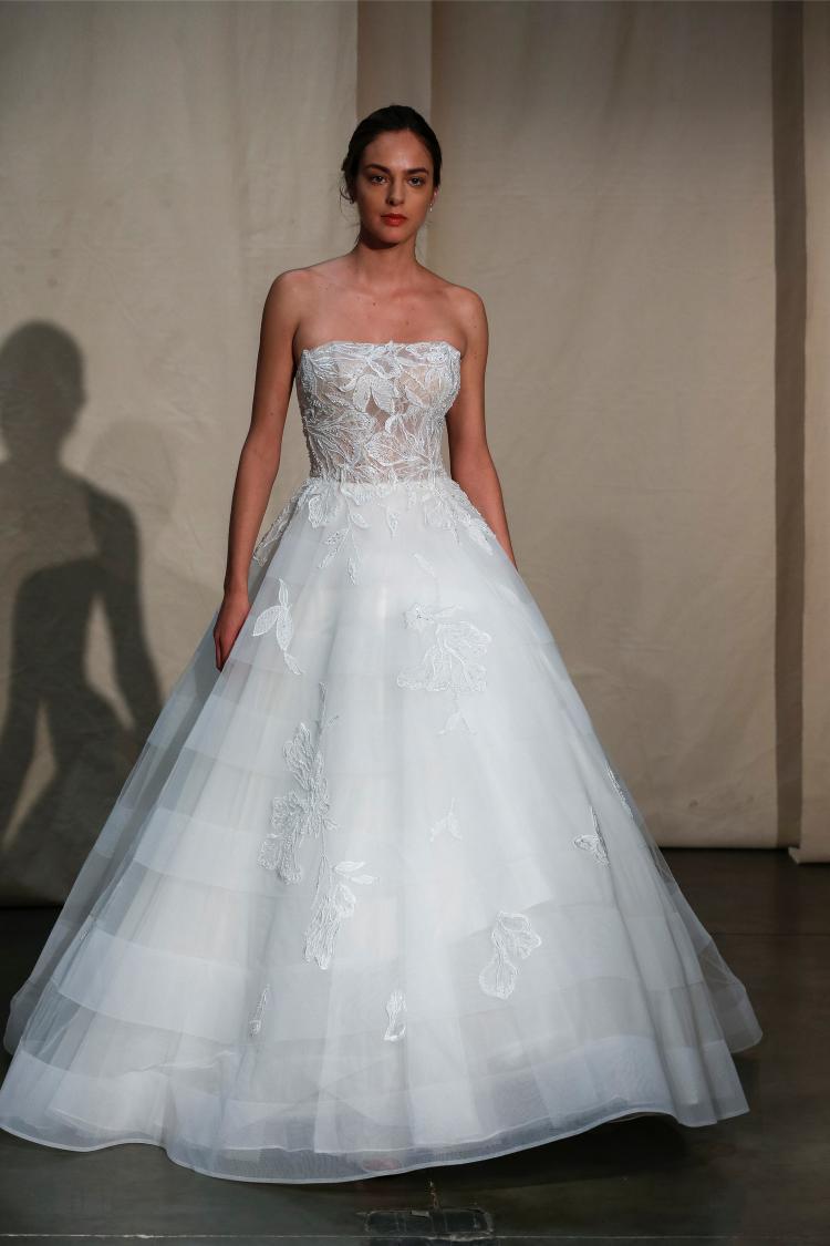 Justin Alexander Fall/Winter 2020 Wedding Dress Collection 3