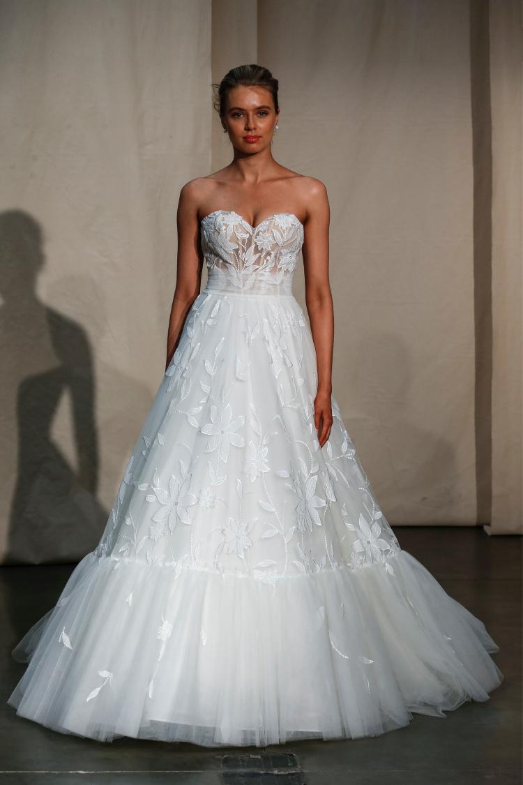 Justin Alexander Fall/Winter 2020 Wedding Dress Collection 4
