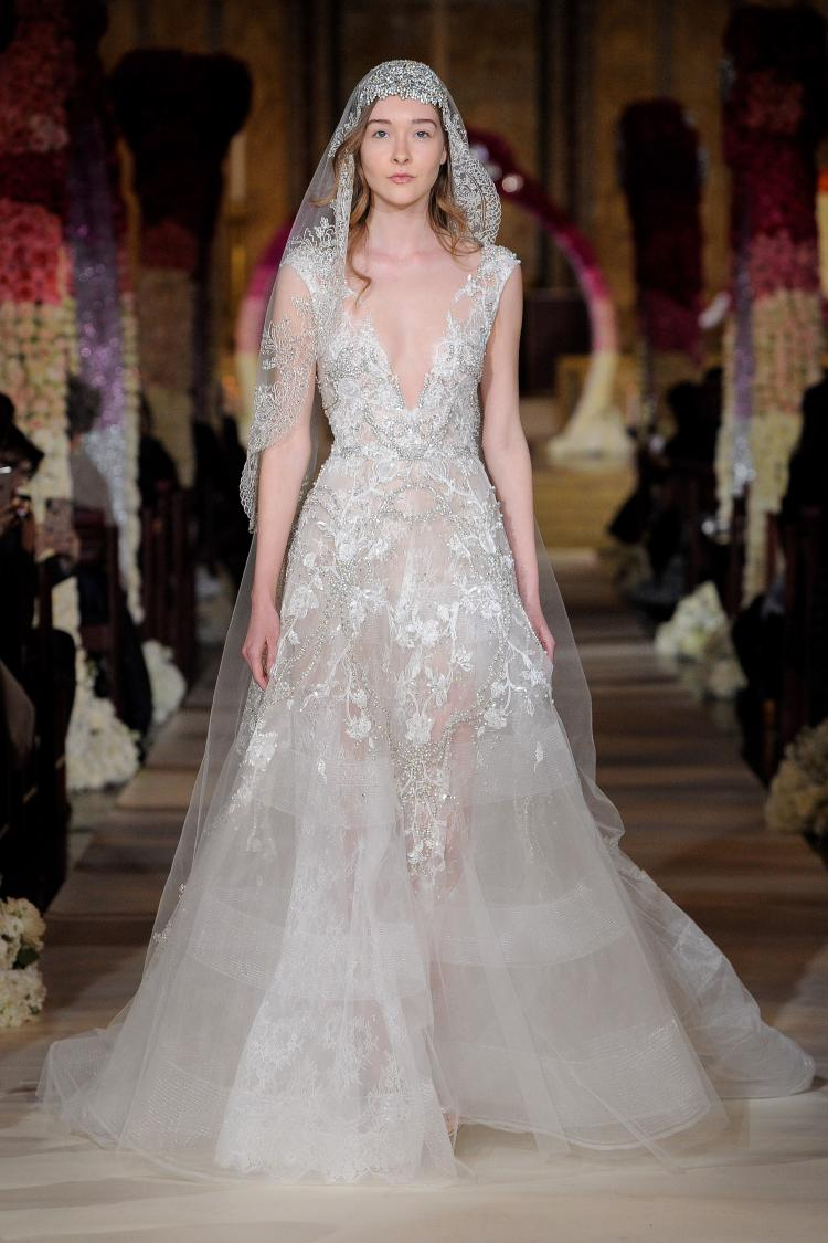 Reem Acra 2020 Thank You Wedding Dress Collection 1