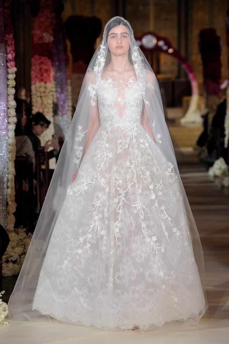 Reem Acra 2020 Thank You Wedding Dress Collection 2