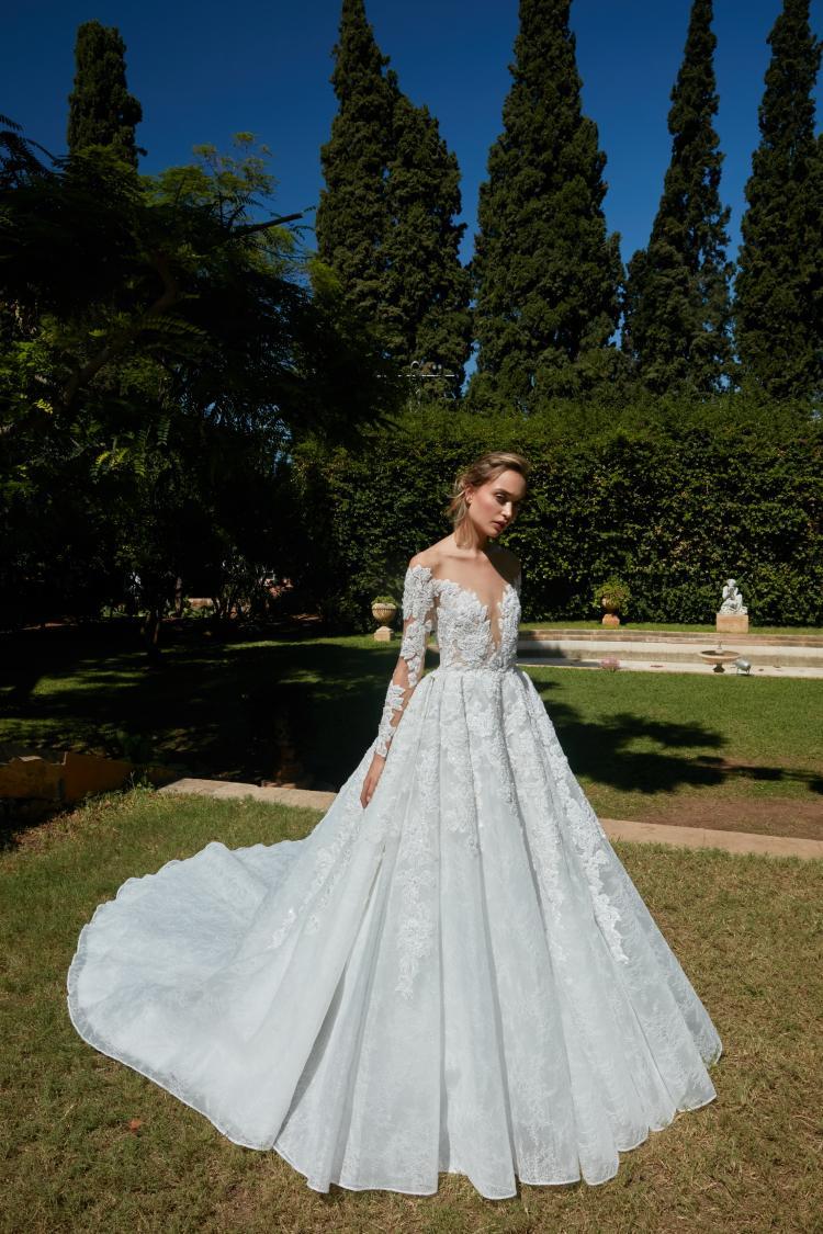 Tony Ward La Mariée Fall 2020 Bridal Collection 5