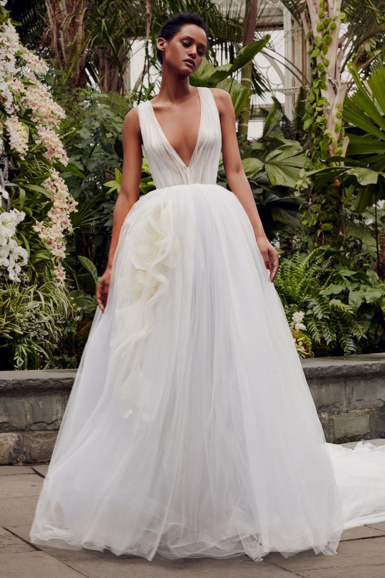 The 2020 Wedding Dress Collection by Vera Wang 1