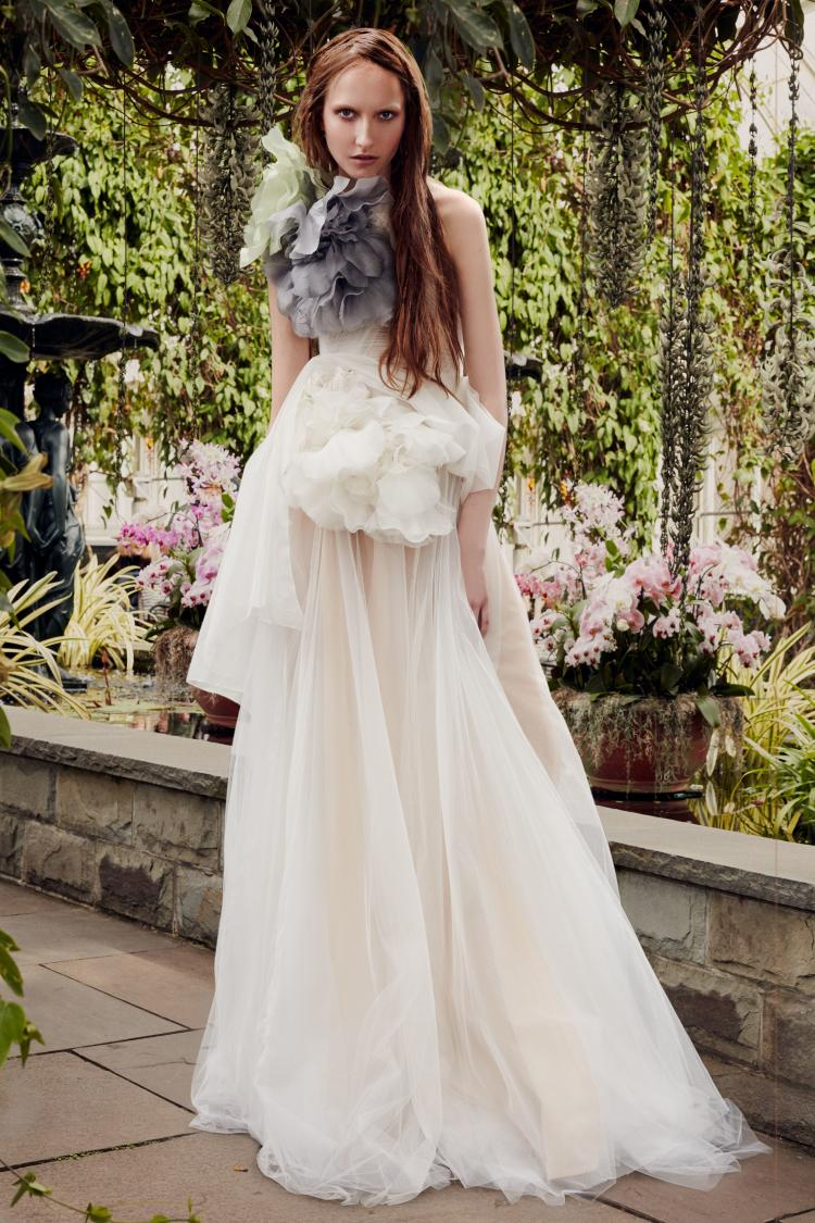 The 2020 Wedding Dress Collection by Vera Wang 2
