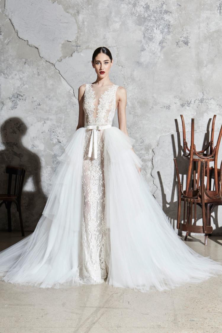 Zuhair Murad Spring 2020 Wedding Dress Collection 2