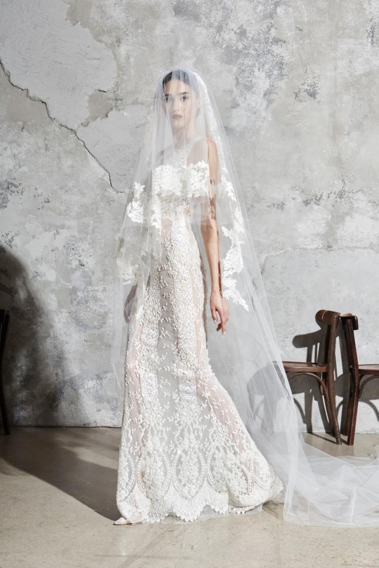 Zuhair Murad Spring 2020 Wedding Dress Collection 3