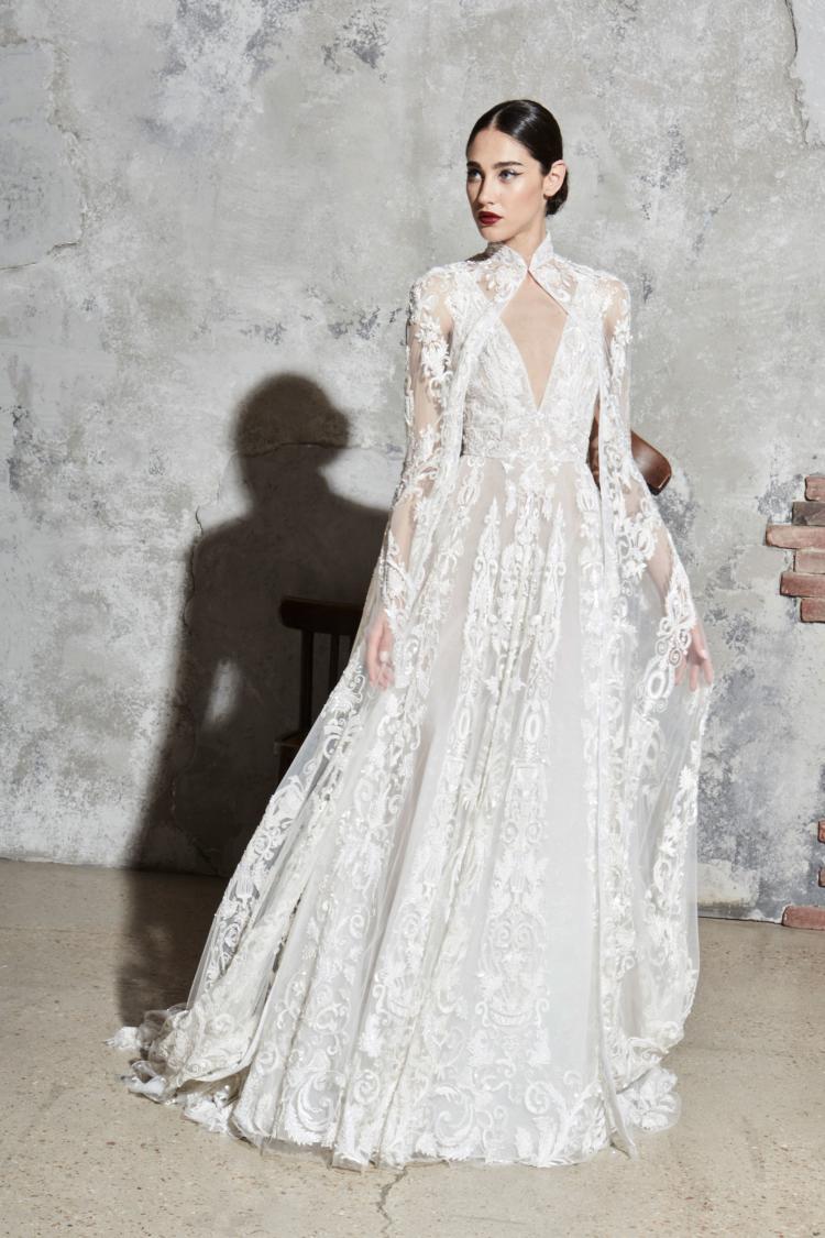 Zuhair Murad Spring 2020 Wedding Dress Collection 5