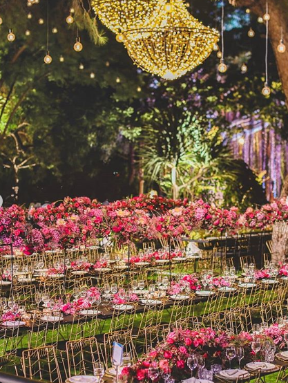 Lebanese Wedding - Summer Night Wedding