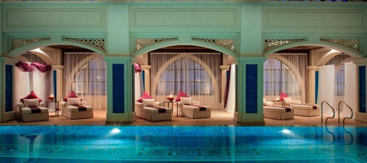 Talise Ottoman Spa at Jumeirah Zabeel Saray Hotel