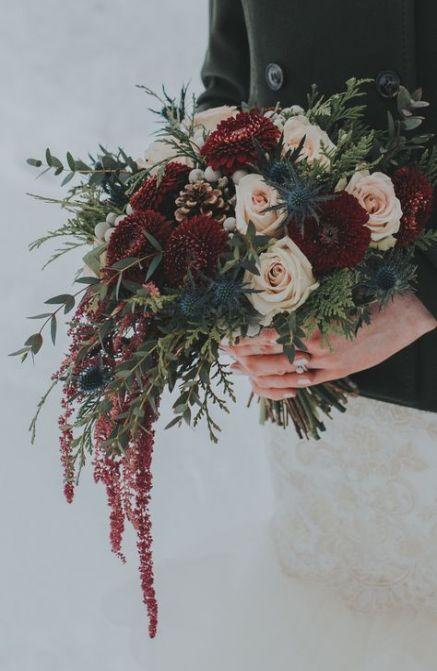 Seasonal Bridal Bouquets 1