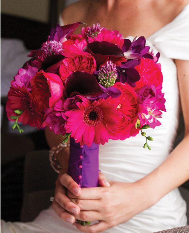 Bright Colors Bouquet