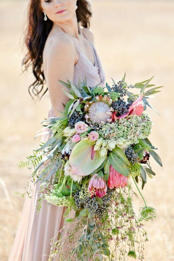 Oversized Bridal Bouquet 2