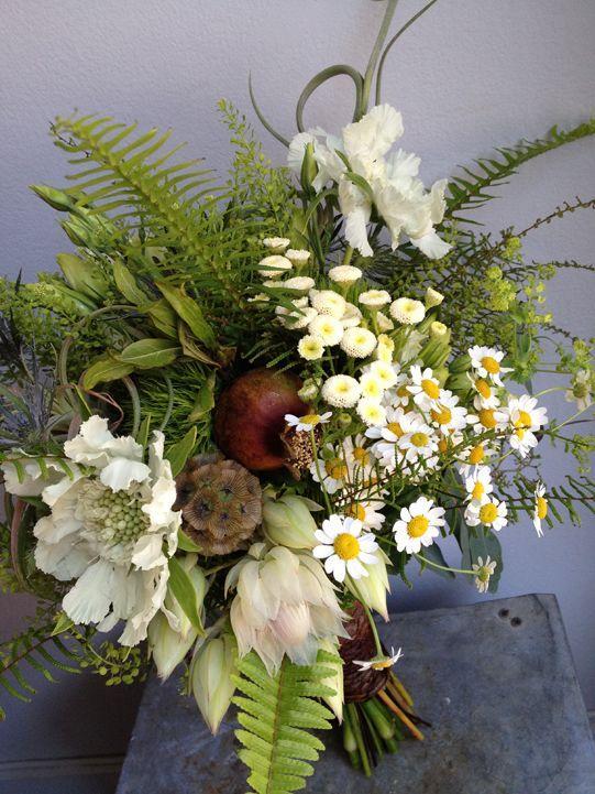 Rustic Bridal Bouquet 1