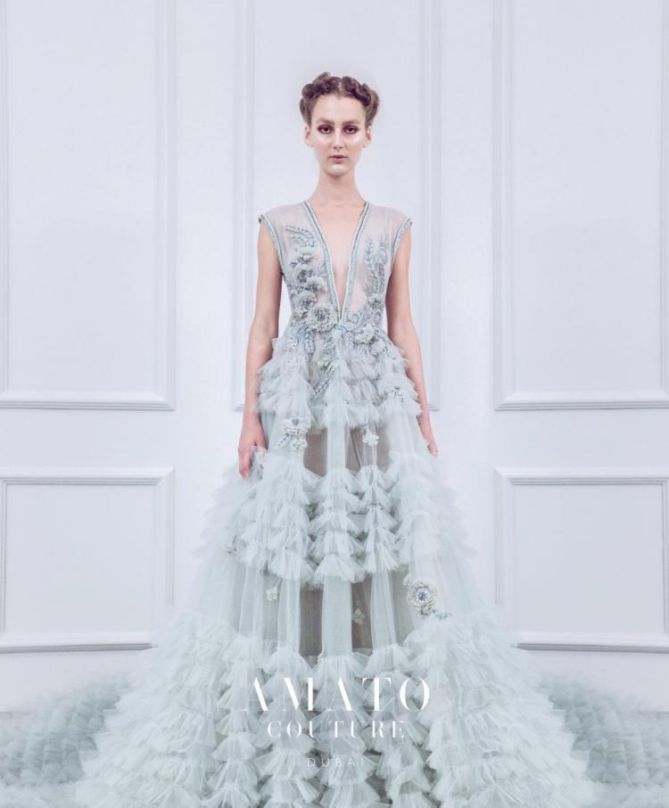 Amato Couture - dress designers in dubai