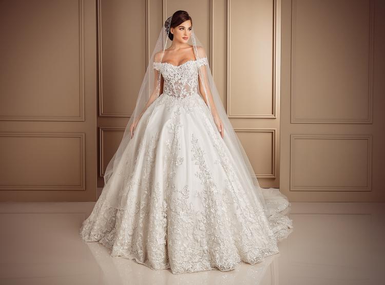 Solida Bridal - dress designers in dubai