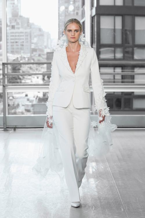 Justin Alexander Bridal Suit