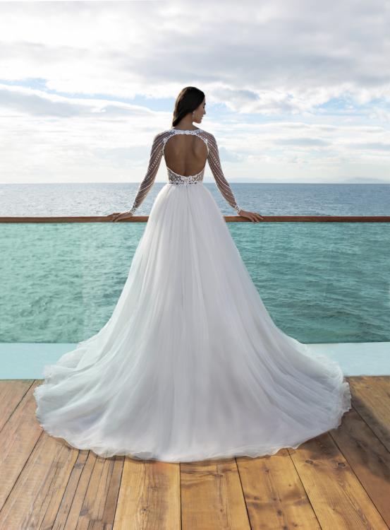 Cosmobella 2020 Demetrios Wedding Dress
