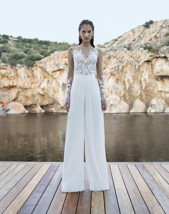 Demetrios Bridal Suit
