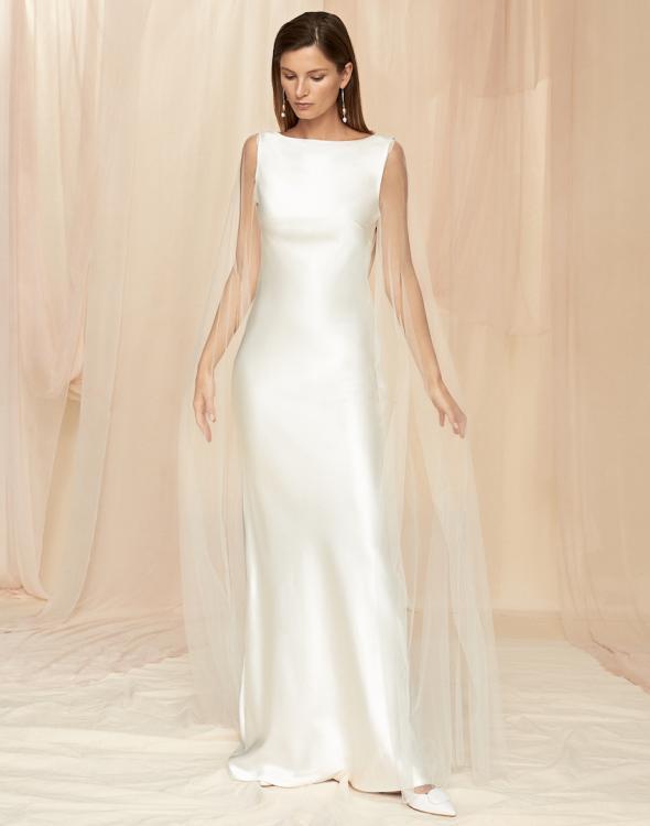 Simple Wedding Dress