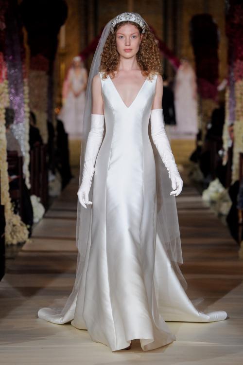 Reem Acra Bridal Gloves