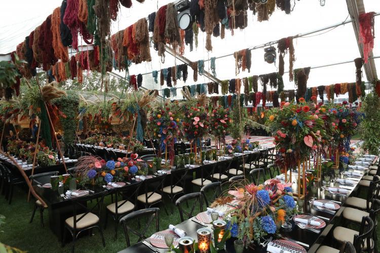 حفل زفاف من تنظيم ماي إيفينت ديزاين