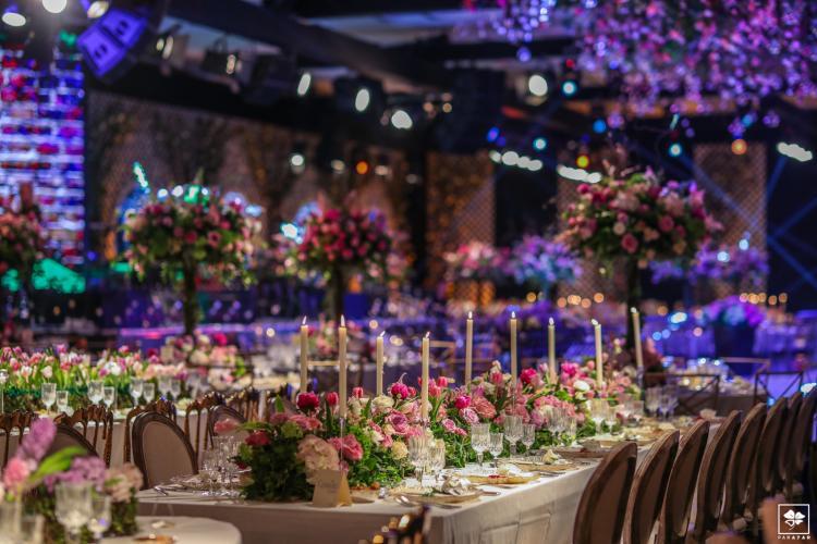 حفل زفاف من تنظيم جلوري بوكس للانتاج