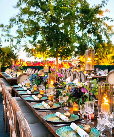 حفل زفاف من تنظيم زايا ديزاين اتيليه