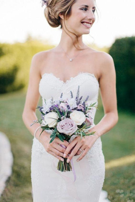 Petite Bridal Bouquets