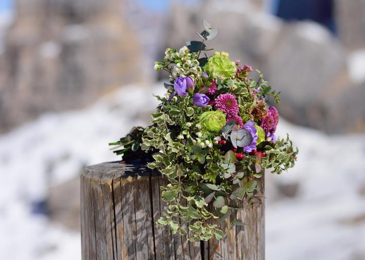 A Viviana Reati Winter Wedding
