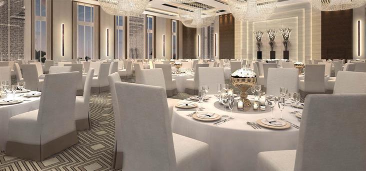 Hotel Fairmont Riyadh