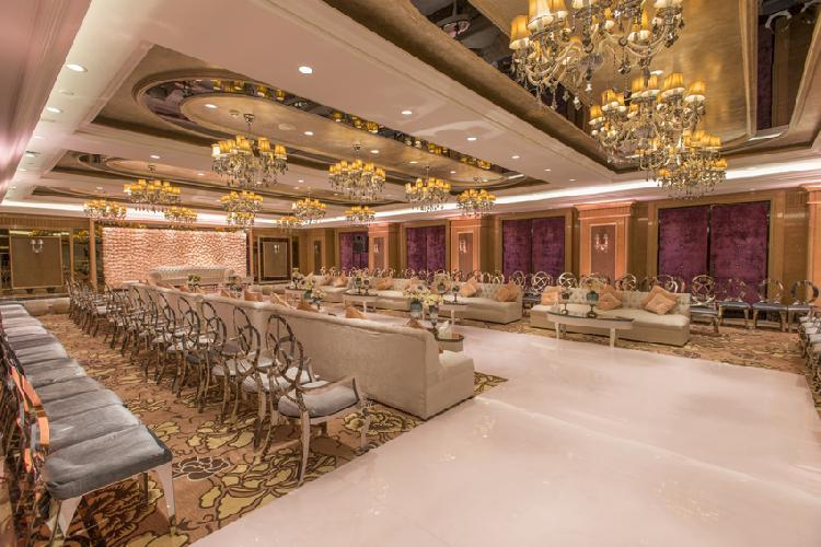 Al Rimal Hall at Narcissus Hotel and Residence