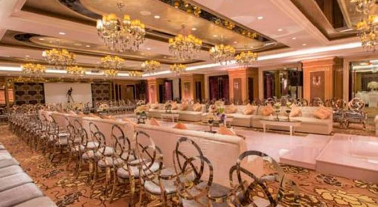 Al Rimal Hall at Narcissus Hotel and Residence 1