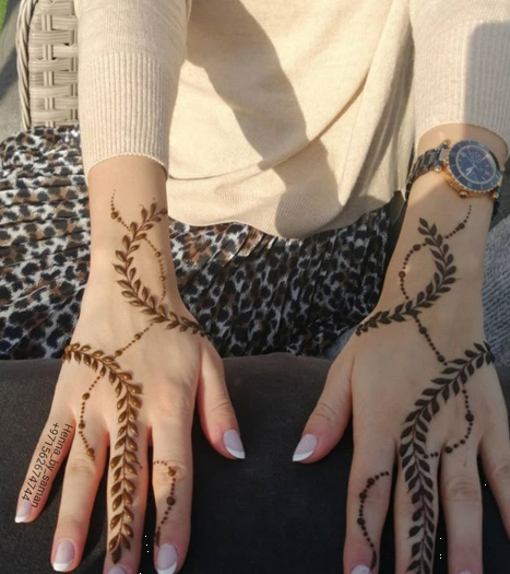 Henna Saman