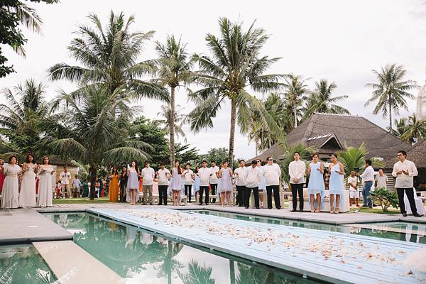 Wedding in Siagro in Philippines