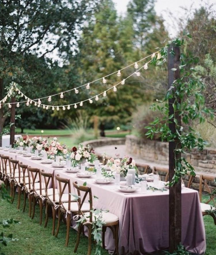 حفلات الزفاف بدون نفايات