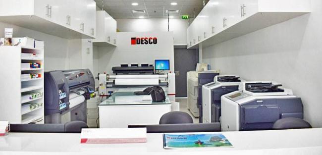 مركز ديسكو للنسخ والطباعة