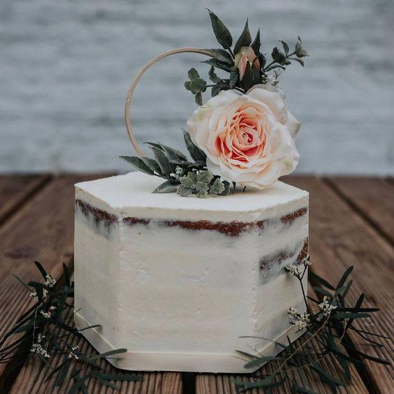 Floral Cake Toppers 1
