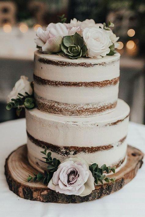 Floral Cake Toppers 2