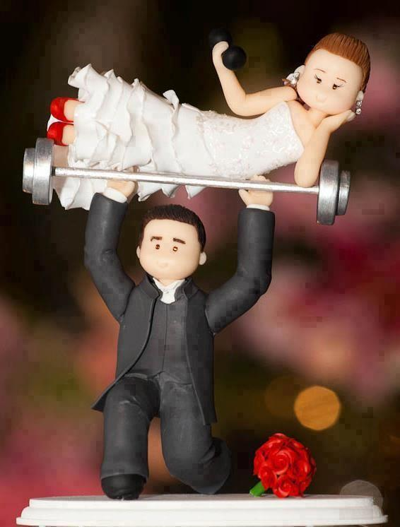 Funny Cake Toppers