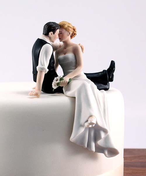 Romantic Wedding Cake Toppers 2