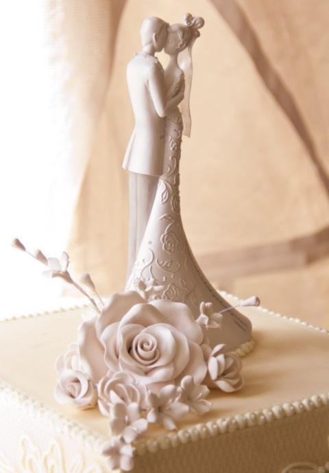 Romantic Wedding Cake Toppers 1