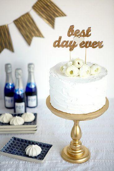 Word Cake Topper 1