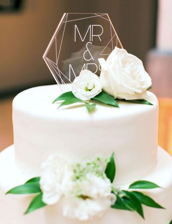 Personalized Wedding Cake Toppers 1