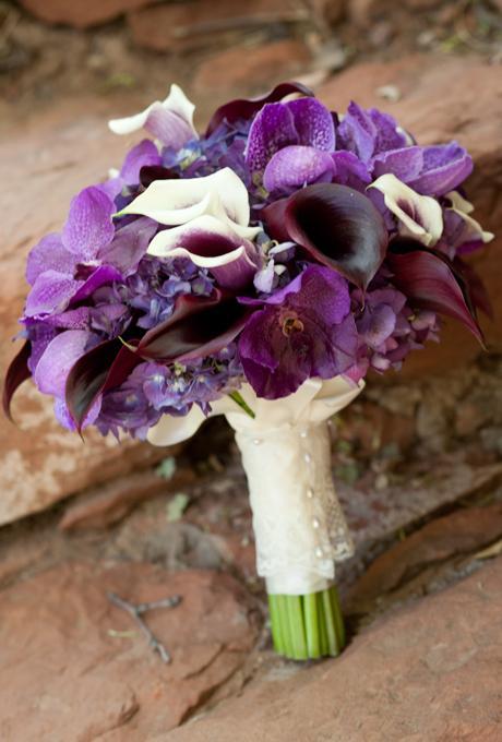 Lace Bridal Bouquet