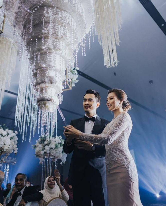 Aiman Hakim Ridza and Zahirah Macwilson's Wedding 1