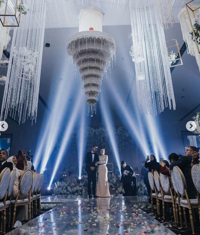 Aiman Hakim Ridza and Zahirah Macwilson's Wedding