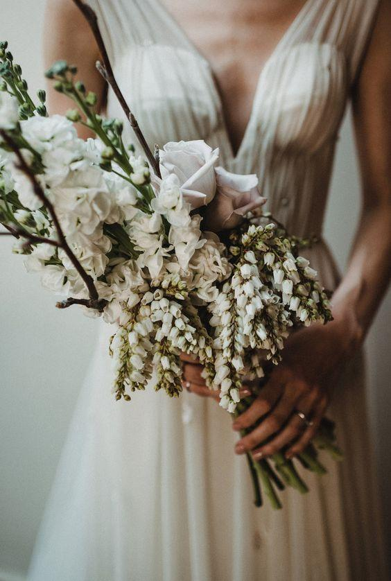 Blooms with a Woodland Touch