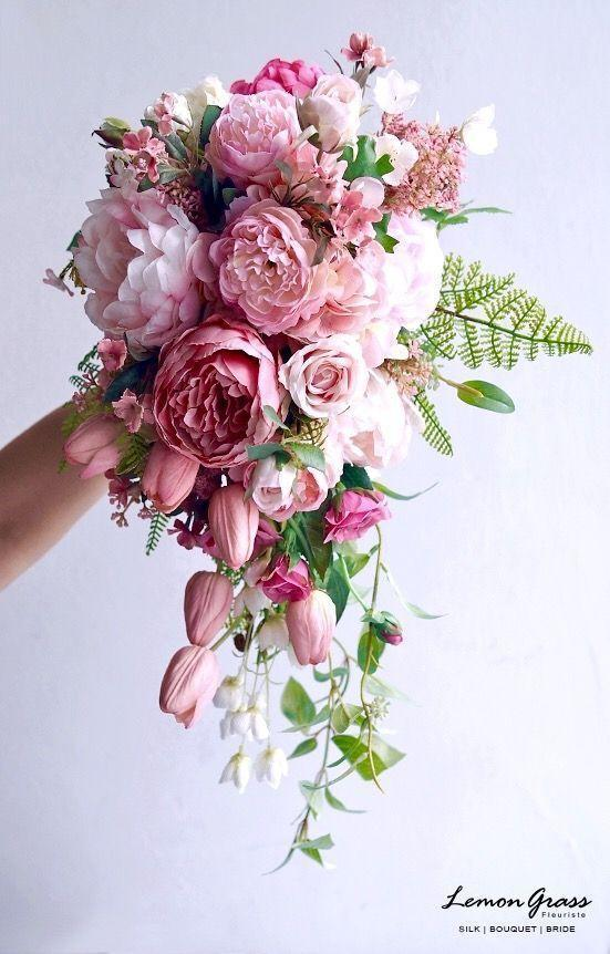 Blush Colored Blooms