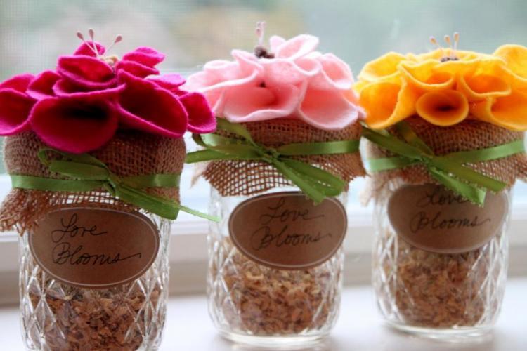 Flower Giveaways